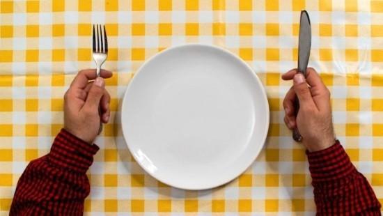 Исследование делают на голодный желудок