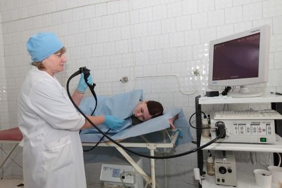 Видеогастроскопия
