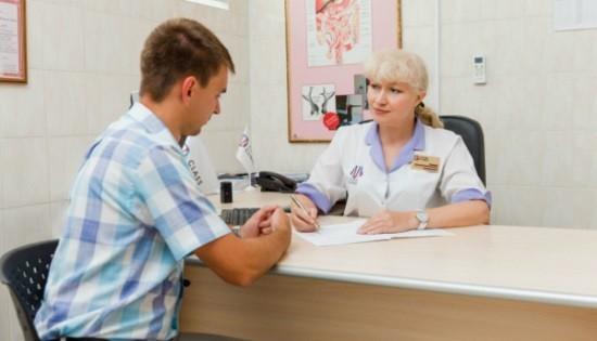 При наличии показаний врач может назначить ректосигмоскопию