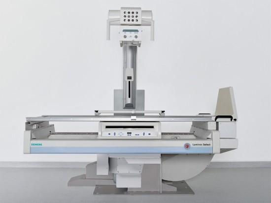 Оборудование для рентгенодиагностики