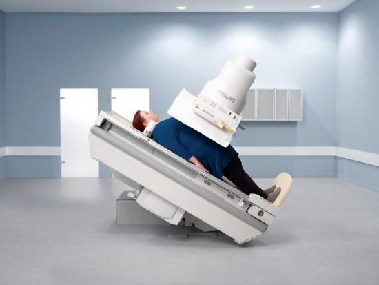 Рентгеноскопия проводится в режиме реального времени