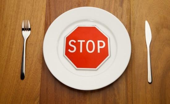 Перед операцией нельзя принимать пищу и пить