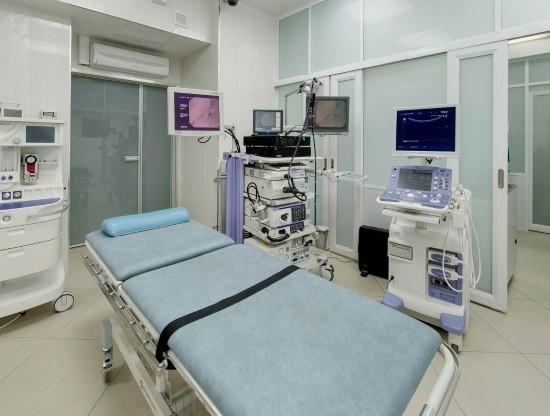 Современное оборудование для проведения эндоскопических исследований