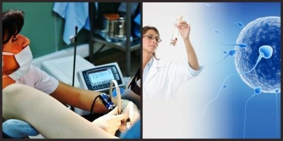Гистероскопию зачастую используют, для того чтобы выяснить причину бесплодия