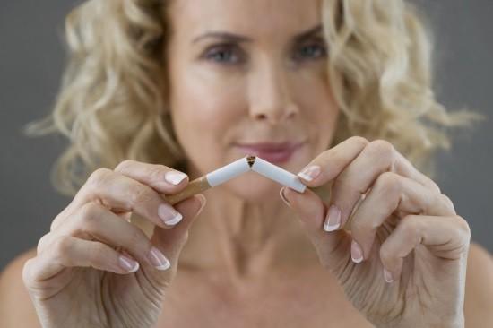 Курить перед процедурой не рекомендуется
