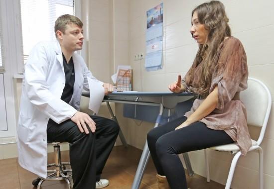 Лечащий врач определяет, какие обследования необходимо пройти