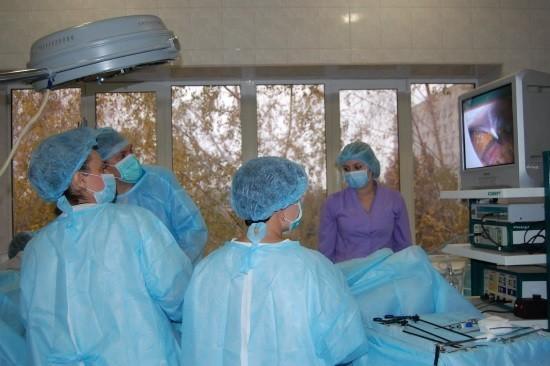 Лапароскопия может проводиться как с диагностической, так и с лечебной целью