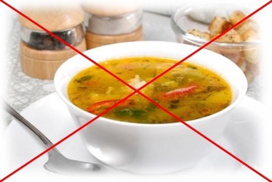 От жирной пищи до исследования надо отказаться