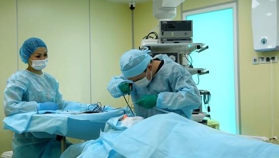 Эндоскопия при кисте верхнечелюстной пазухи