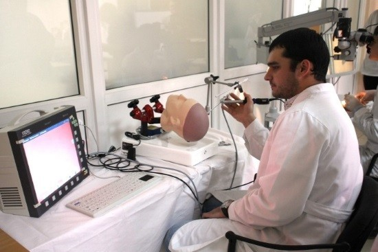 Применение эндоскопии в нейрохирургической практике
