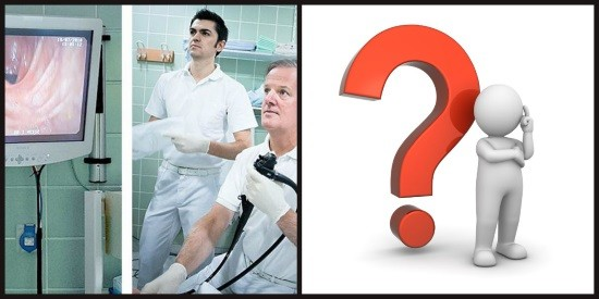 Колоноскопия имеет ряд показаний