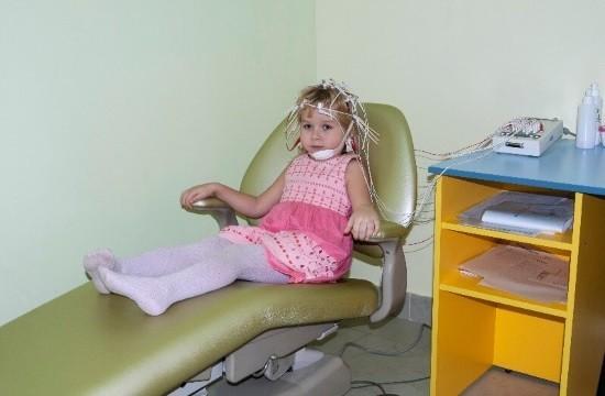 В кабинете функциональной диагностики