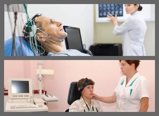 Электроэнцефалография и реоэнцефалография