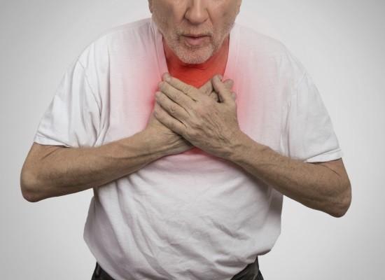 Боль в грудной клетке при ТЭЛА имеет различный характер