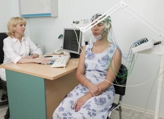 Фотостимуляция при ЭЭГ