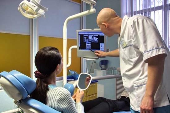 Доза облучения при дентальной рентгенографии на соверменном аппарате минимальна