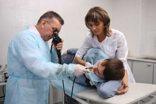 Фиброгастродуоденоскопия