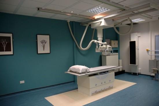 Современная рентгеновская установка