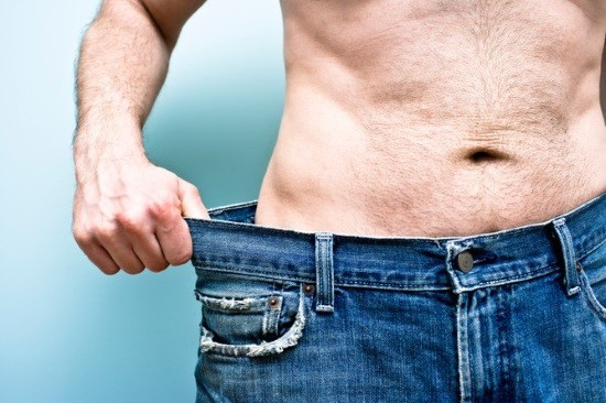 Резкое похудение