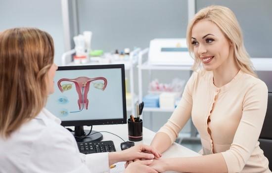 Перед циклом ЭКО женщине часто назначают гистероскопию