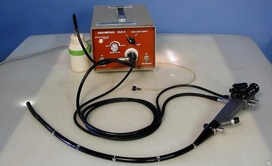 Специальный эндоскоп для проведения колоноскопии