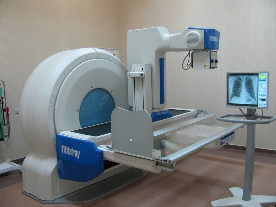 the fluoroscopy The s mark taper foundation imaging center offers the full range of x-ray studies, including fluoroscopy.