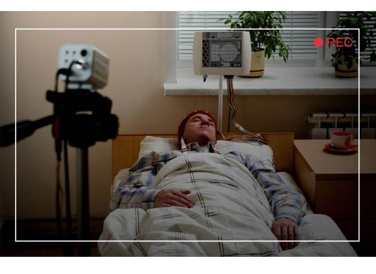 ЭЭГ-видео мониторинг