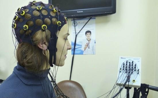Процедура элекроэнцефалографии