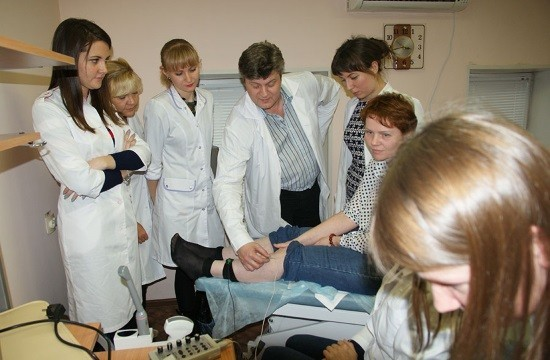 Электронейромиография проводится амбулаторно