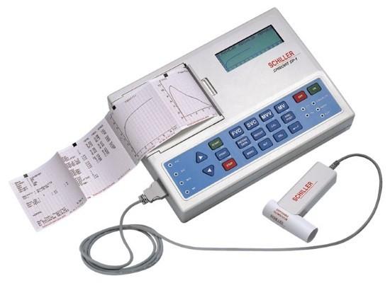 Аппарат для проведения спирографии