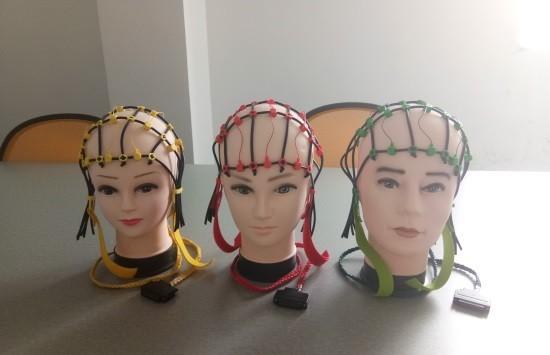 Шлемы и электроды для ЭЭГ