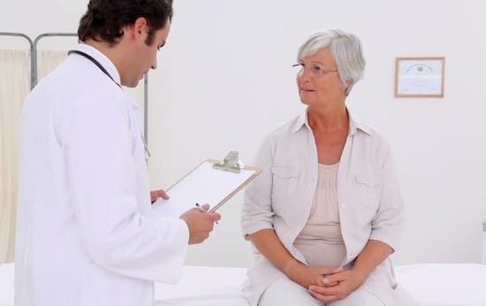 Консультация с врачом перед бронхоскопией